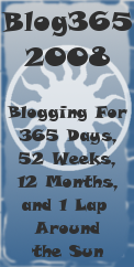 I blog everyday